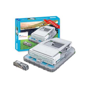 Бумажный материал, модель стадиона, 98 шт., Игрушка, 3D-пазл (10173060)
