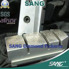 L140 Diamond Fickert Abrasive, Diamond Fickert pour le polissage