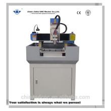Máquina de grabado del CNC metal, cuerpo de hierro fundido