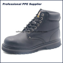 High Cut Good Quality Goodyear Welt Safety Footwear