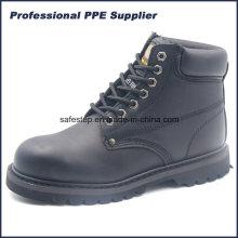 Высокий Срез Хорошее Качество И Goodyear Рант Защитная Обувь