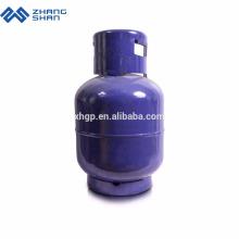 Cylindre de remplissage de gaz de cuisson de réservoir de stockage de GPL soudé de haute qualité 10kg