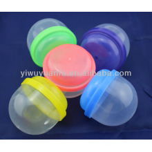 Cápsulas de plástico de alta calidad para juguetes