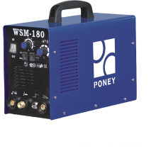 Inverter Portable Mosfet TIG/MMA Welding Machine with Pluse Wsm-160/180/200