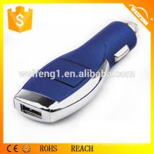 Cargador de coche para Smartphones con 12-24V AC, 50 / 60Hz Tensión de entrada C08