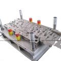 Estampado para piezas metálicas