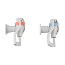 Grifo de plástico para baño personalizado con varios tamaños