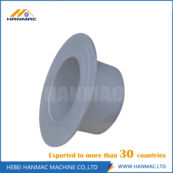 Std Seamless Aluminum Pipe Fitting