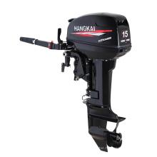 Best Powerful Hangkai 2 Stroke 15HP Outboard Boat Motor Water Cooled
