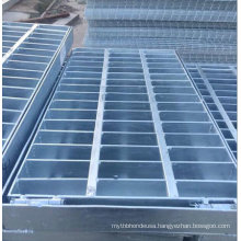 Hot Dipped Galvanized Plain Steel Grating for Walkway
