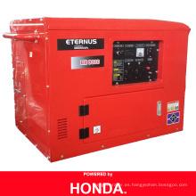 Generador de gasolina de prueba de sonido Powered by Honda (BH8000)