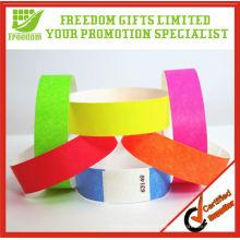 Give Away Imprimé Tyvek bracelets
