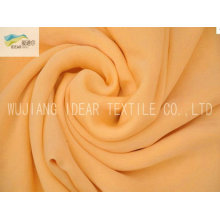 50D+50D*75D Dyed Polyester Satin Peach Skin Fabric For Home Textile