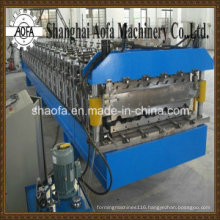 Roof Panel Roll Forming Machine with Pre-Cutting (AF-820)
