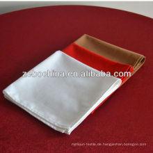 Heißer Entwurf unterschiedliche Farben vorhandenes Luxuxgroßhandelshotel-Servietten-Leinen