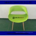 Moule de chaise tissée stable en plastique de mêlée
