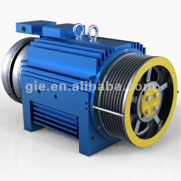 GIE GSS-MM Gearless Traction Machine