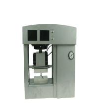 Hochwertige 10T automatische elektrische Rosin Hitze Presse 2X6