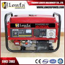 2.5kw 50Hz 380V Original trifásico para Honda Gx200 Motor Powered Home Generator
