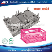 commodity product plastic injection crate moulding