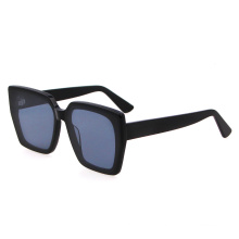 2021 New Fashion High Quality Oversized Acetate Sunglasses mens river