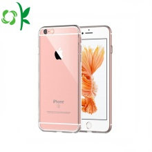 Slim Crystal Clear Transparan Soft TPU Phone Case