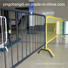 Powder Painting Galvanized Safety Crowd Control Barrier Hot Sale