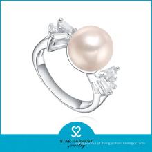 Casamento Occean Pérola dedo anelar (SH-R0614)