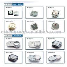 Botones pulsadores, Elevator COP y LOP