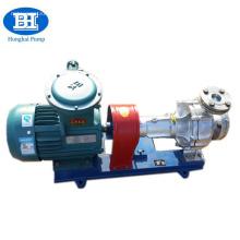 Pompe de transfert de circulation d'huile chaude à amorçage automatique