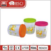 Kunststoff-Lebensmittel-Behälter (2L)