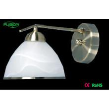 Античный стеклянный настенный светильник для гостиной (8150 / 1W)