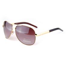 2012 дизайнер марки авиатор солнцезащитные очки для мужчин