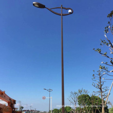Single-arm Square Hot Dip Galvanizing Tapered Street Lighting Pole with Cheap Price