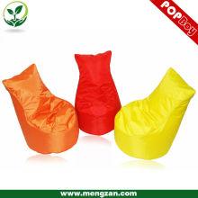Silla popular del sofá del bolso del grano del estilo para los cabritos y la juventud