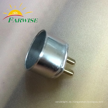 T5 Aluminium Endkappe G15 LED-Röhrenabdeckung