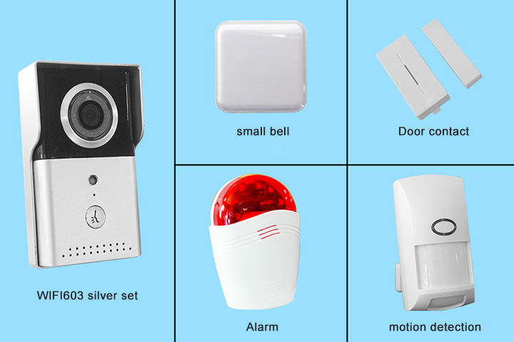 WIFI Video Doorbell Kit