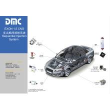 CNG Kompressor mit automatischen CNG / LPG Umbausätzen