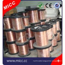 platinum-rhodium wire bare element Type R thermocouple wires