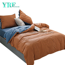 Apartment Cotton Bed Sheets High Quality Cheap Price 3 PCS Single Bed