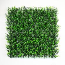 Горячего сбывания пластичная искусственная загородка изгороди самшита мат