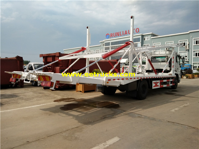 Hydraulic Towing Truck