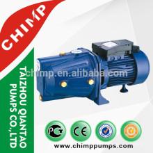 CHIMP vente chaude 1.0hp auto-amorçante pompe à jet domestique surface propre eau pompe d'appoint