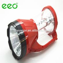 Lumière de secours LED rechargeable, éclairage de secours solaire