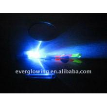 led flashing rocket