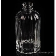 Transparent Glass Perfume Bottle