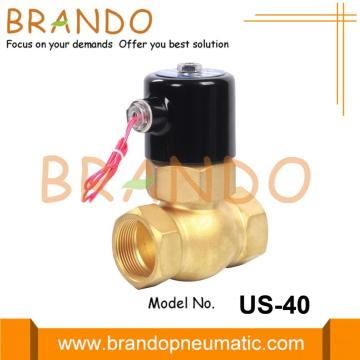 "1 1/2 ""US-40 Uni-D Type Steam Solenoid Valve"