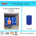 Solution de chlorure ferrique 30% 40%
