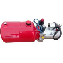 Bomba hidráulica de doble efecto para remolque