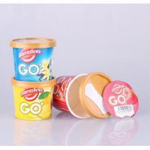 Бумажный стаканчик для мороженого OEM (контейнер для мороженого)